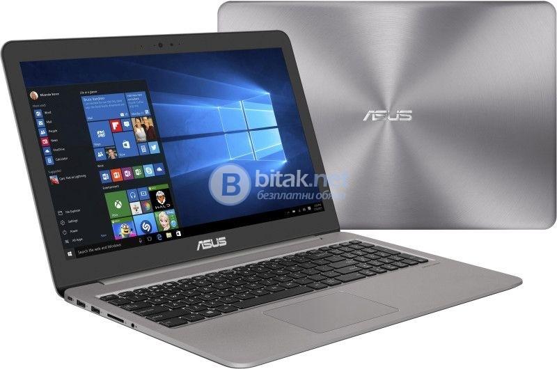 """Asus ZenBook UX510UX-CN108D, 90NB0BW1-M04390, 15.6"""", Intel Core i7 Dual-Core"""