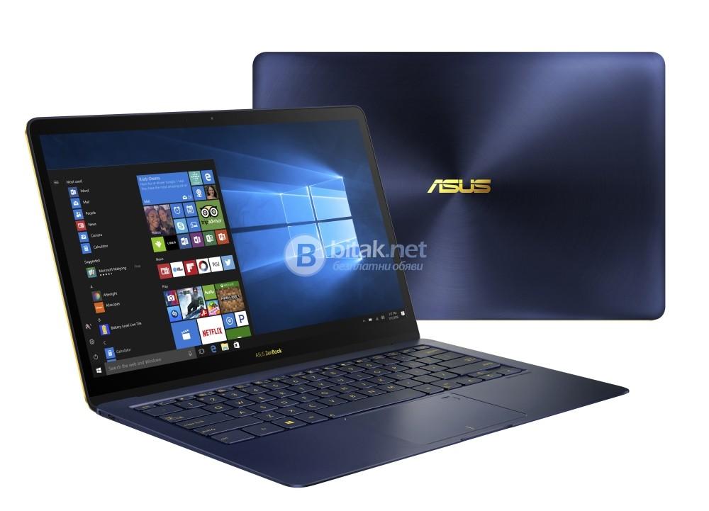 "Asus Zenbook 3 UX490UA Deluxe, 90NB0EI1-M05460, 14.0"", Intel Core i7 Dual-Core"
