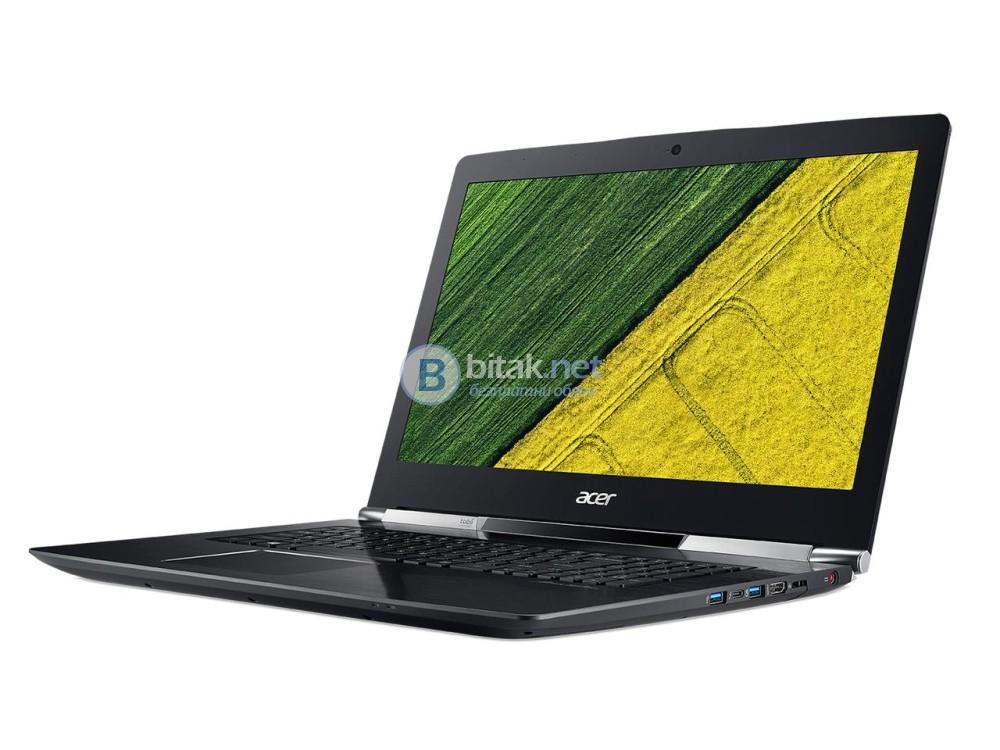 "Acer Aspire VN7-793G-76GNL Nitro, NH.Q26EX.007, 17.3"", Intel Core i7 Quad-Core"