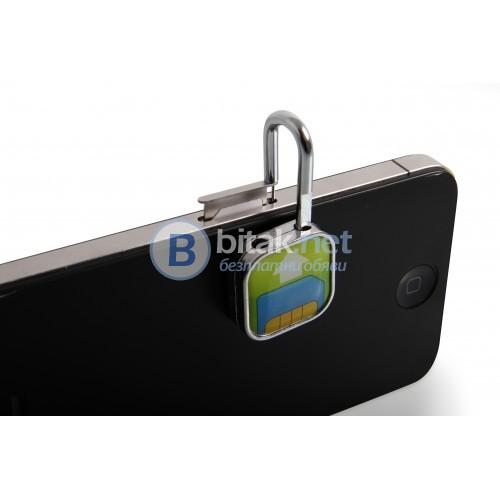Ключе за слот за симкарта на iphone и ipad