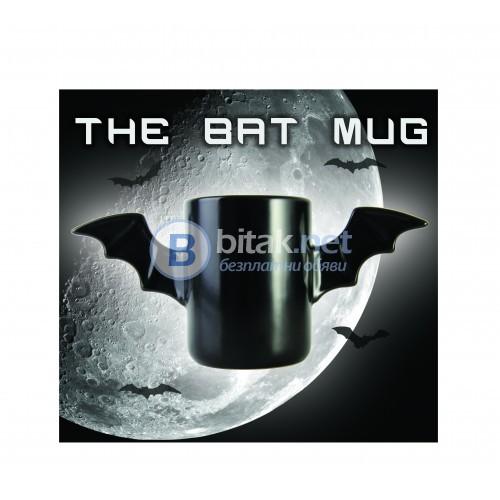 Bat-чаша за най-големите фенове на Batman
