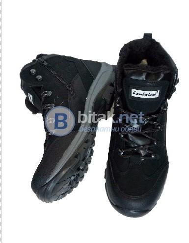Мъжки зимни обувки LAMBIRLENT