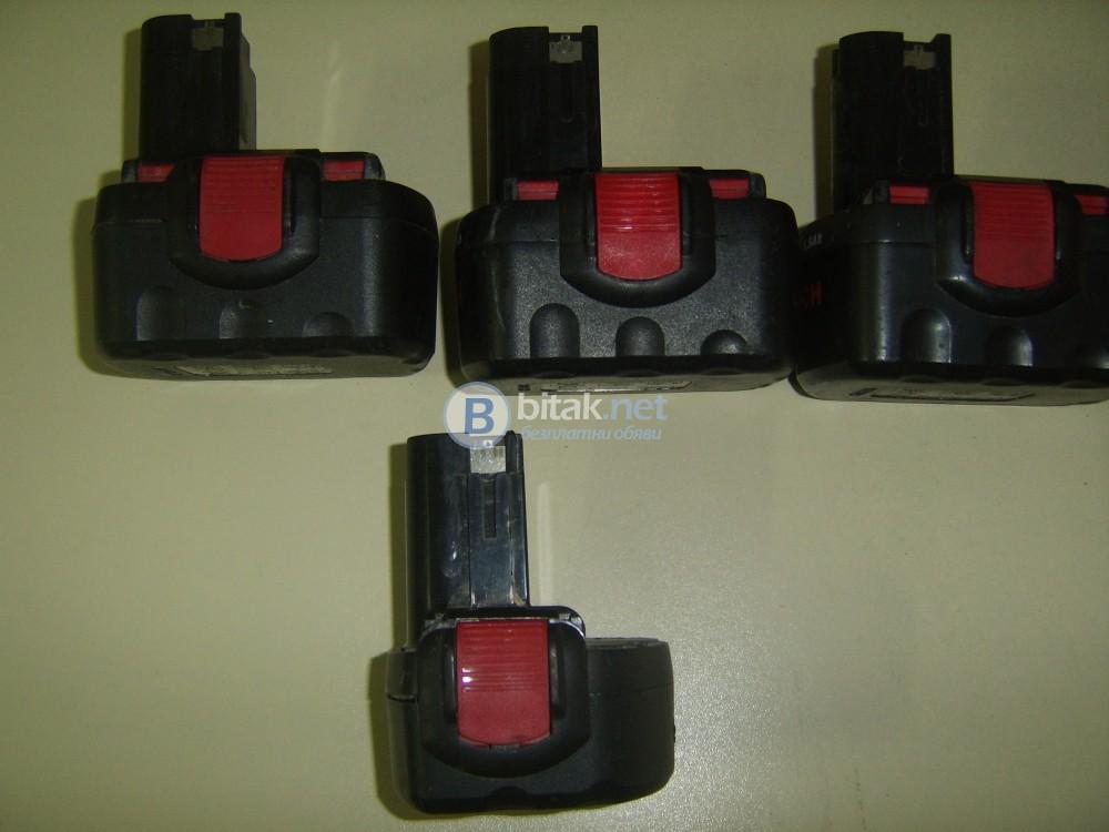 Батерия за винтоверт Bosch 9,6 -14,4v