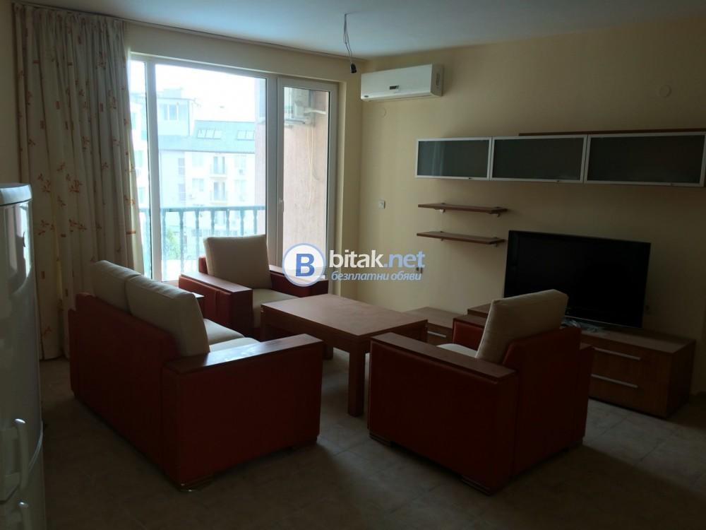 Двустаен апартамент 75 кв.м. кк Чайка м. Златни пясъци