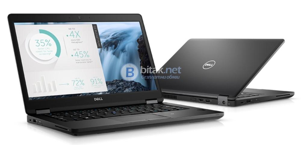 "Dell Latitude E5480, N040L548014EMEA_UBU, 14.0"", Intel Core i5 Dual-Core"