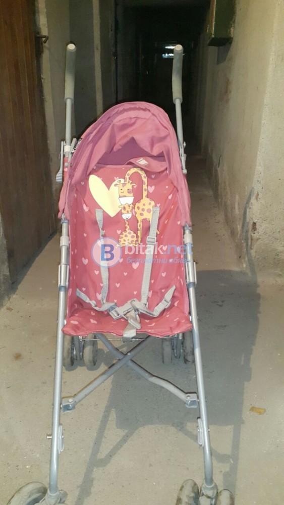 Детска лятна количка