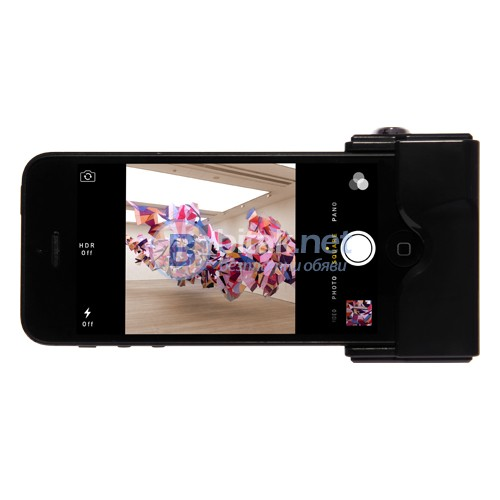 Превърнете iPhone 5/ 5S в удобенфотоапарат
