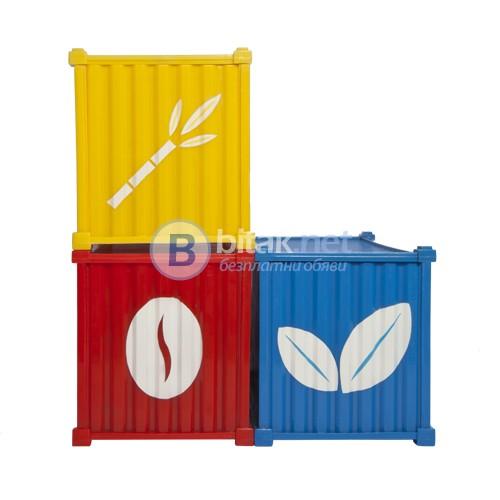 """Кухненски """"Карго контейнери"""" за продукти"""