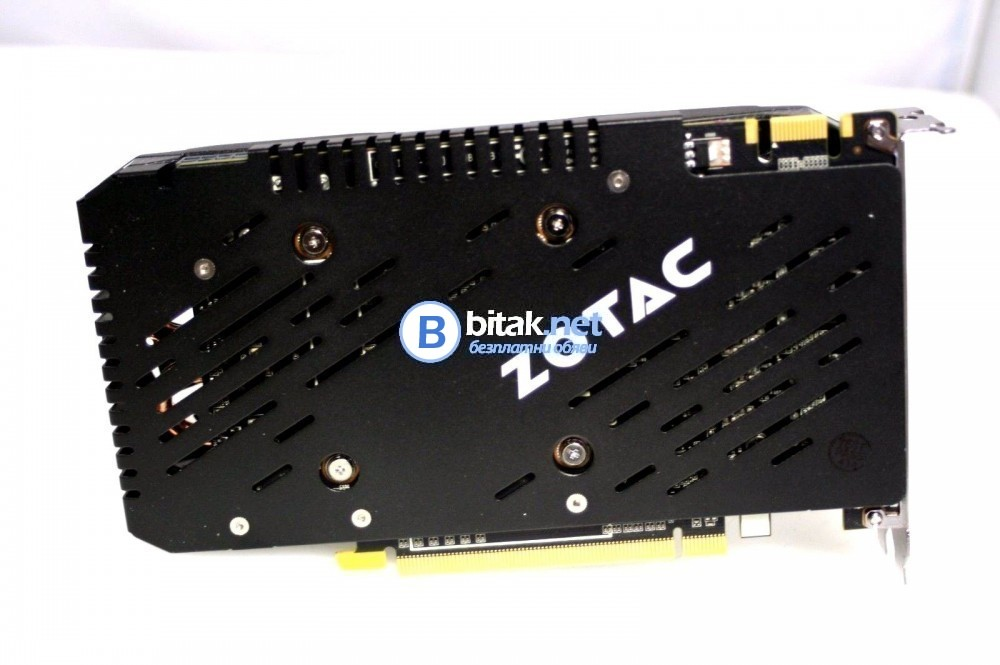 Видеокарта GeForce GTX960, 4GB, GDDR5