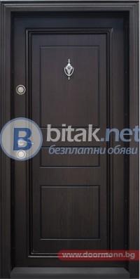 Блиндирана входна врата код Т505