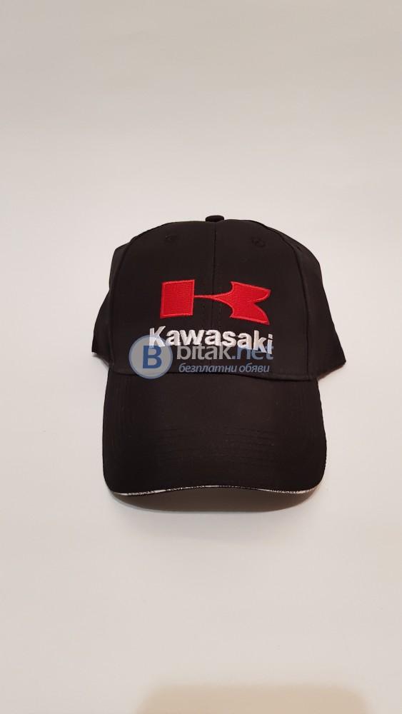 Шапка Kawasaki