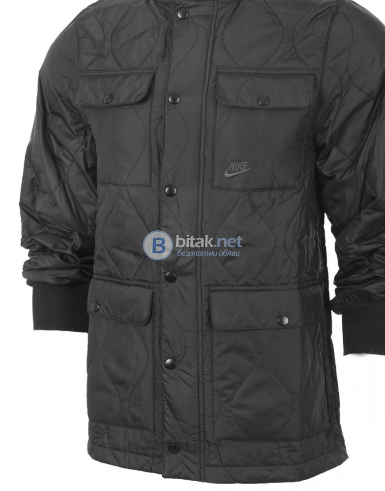 NIKE Premium Quilted Jacket МЪЖКО ЯКЕ