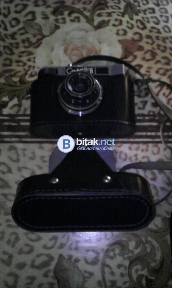 Фотоапарат Смена 8 за колекция