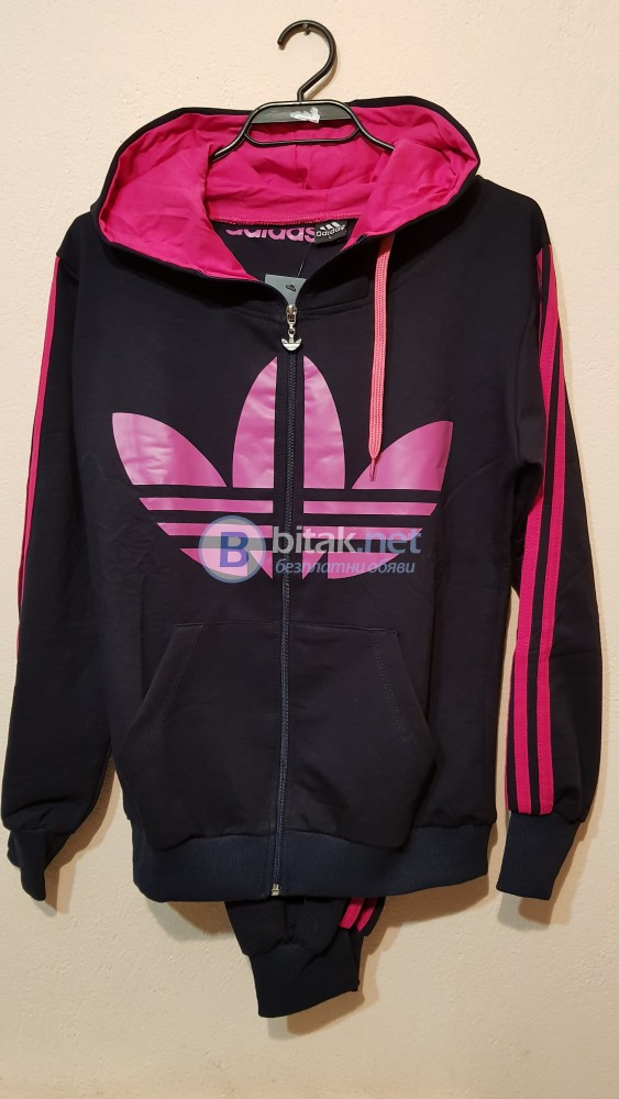 Дамски спортен анцуг Adidas