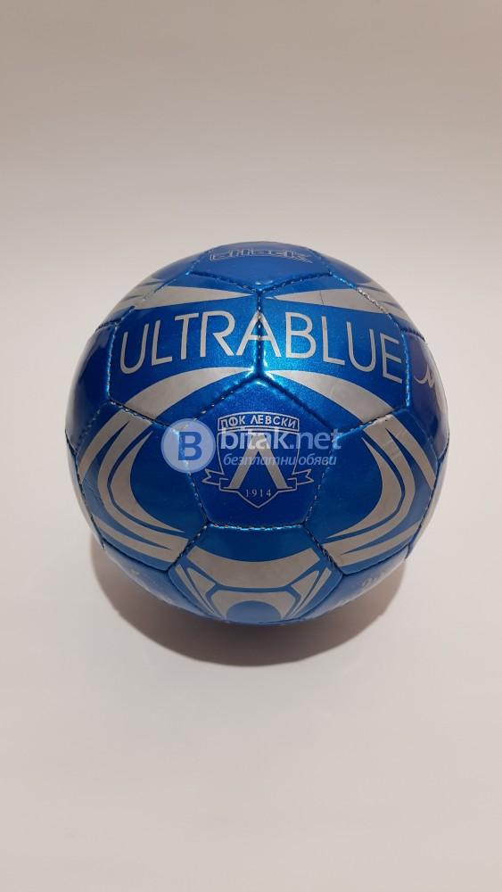 Футболна топка Левски