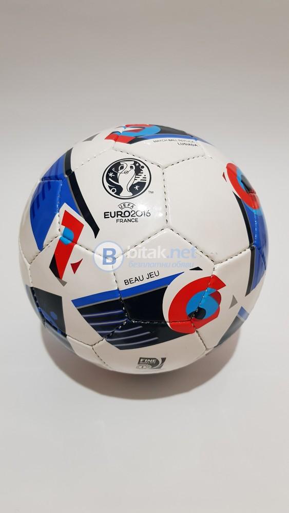 Футболна топка EURO 2016