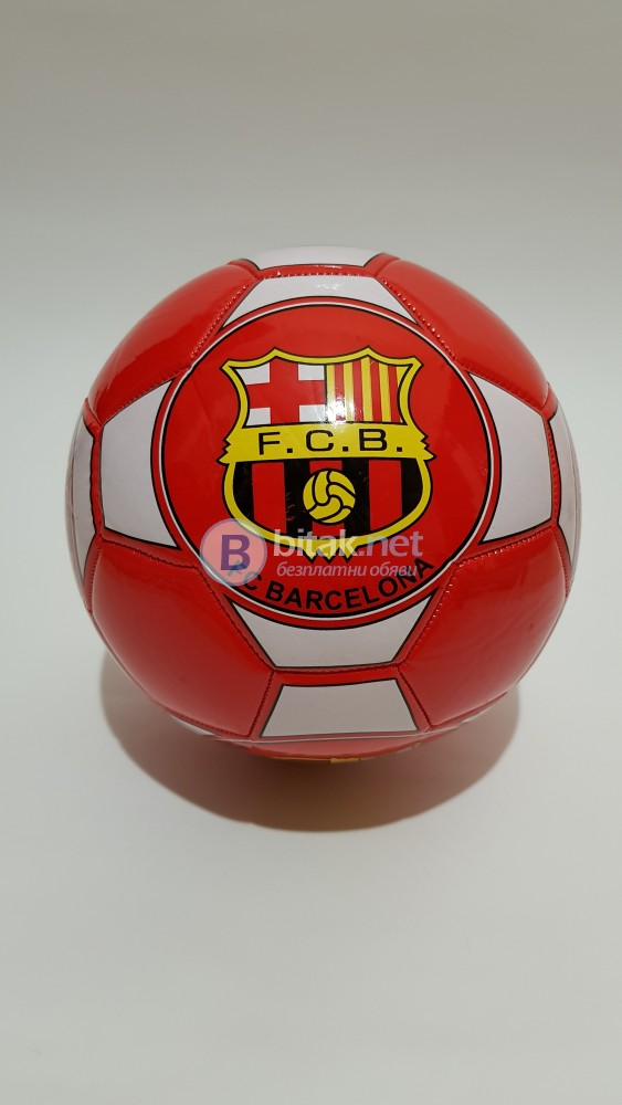 Футболна топка за деца Barcelona
