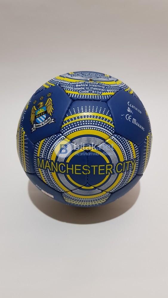 Футболна топка Manchester City