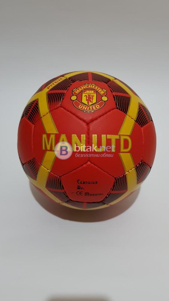Футболна топка Manchester United