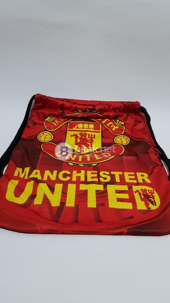 Спортна чантичка за тренировка Manchester United