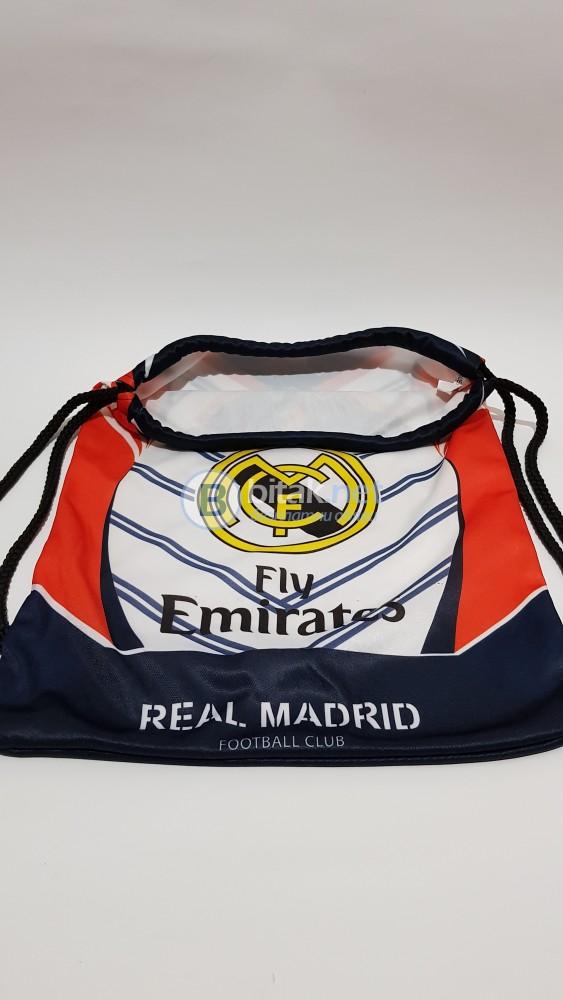 Спортна чантичка за тренировка Real Madrid