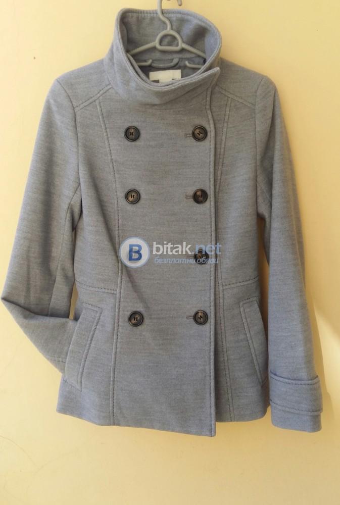 Дамско късо палто H&M
