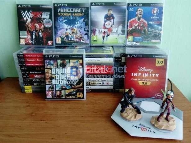 Разпродажба Playstation 3