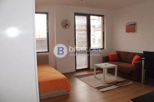 Едностаен апартамент в центъра