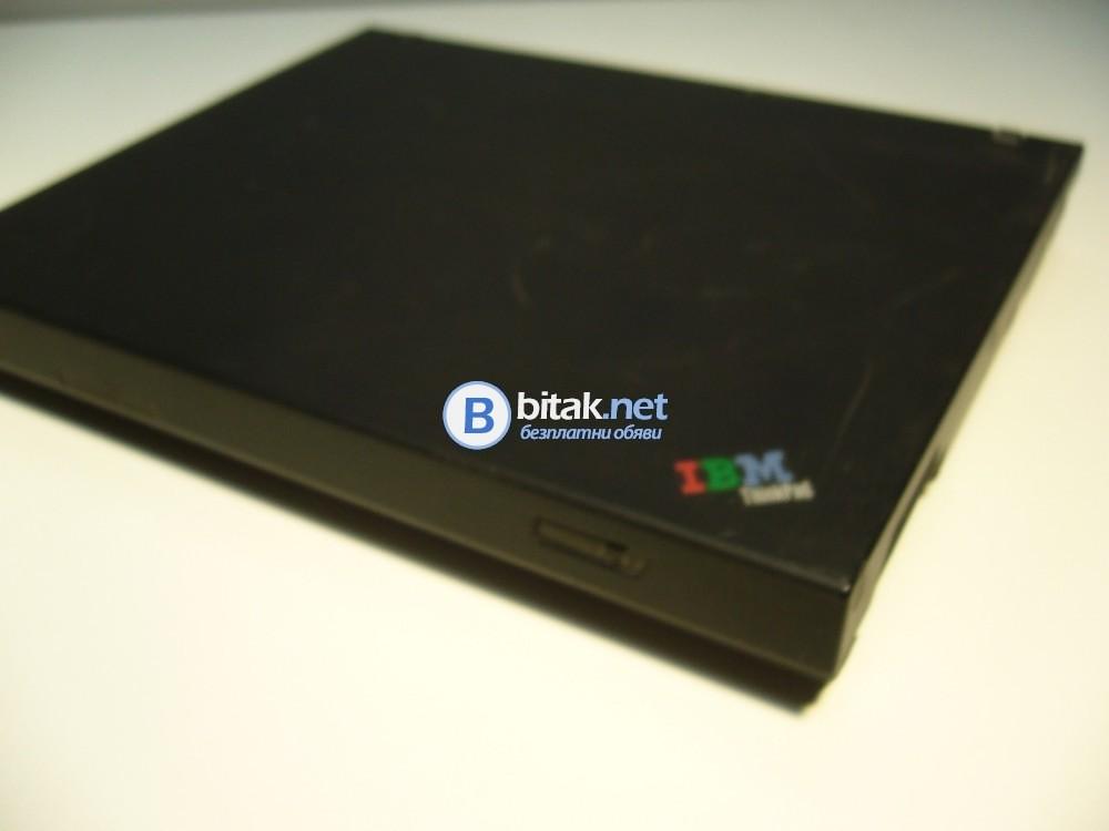 Laptop IBM ThinkPad R52, Преносим компютър