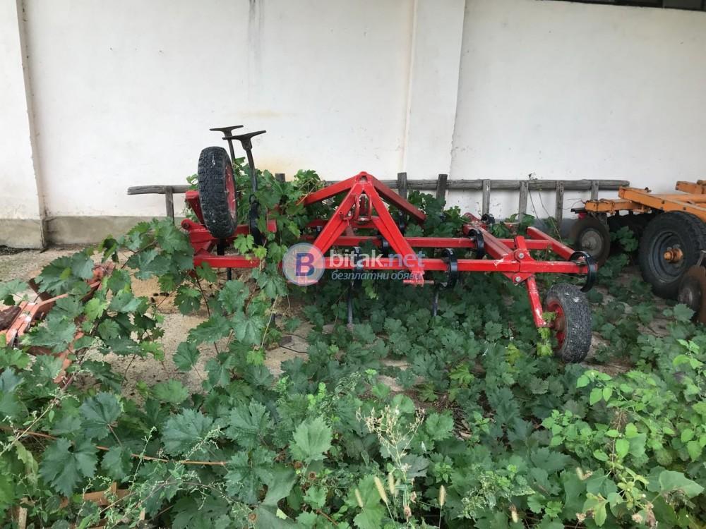 Продавам селскостопанска техника