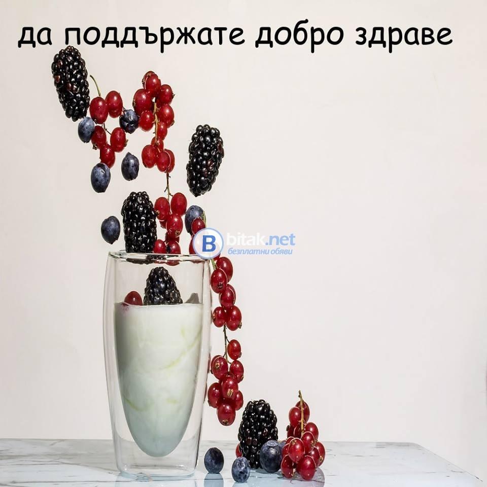 ВЕГА ТЕСТ за поносимост към 259 храни и напитки