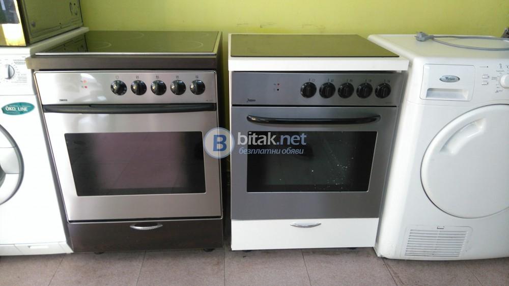 Готварска печка ZANUSSI