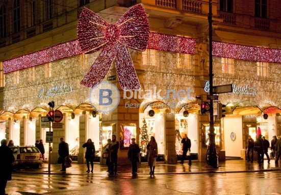 Коледни базари в Аристократична Виена