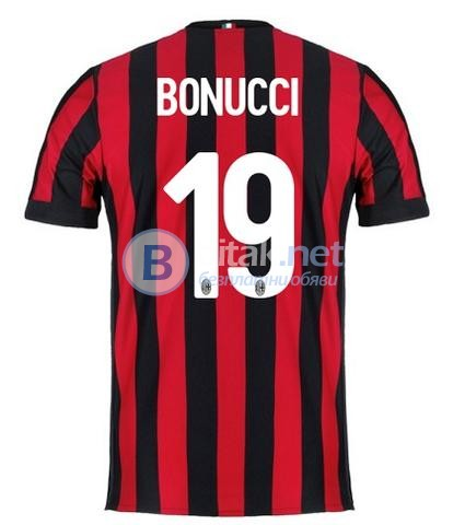 Леонардо Бонучи 19 - Милан сезон 2017/18