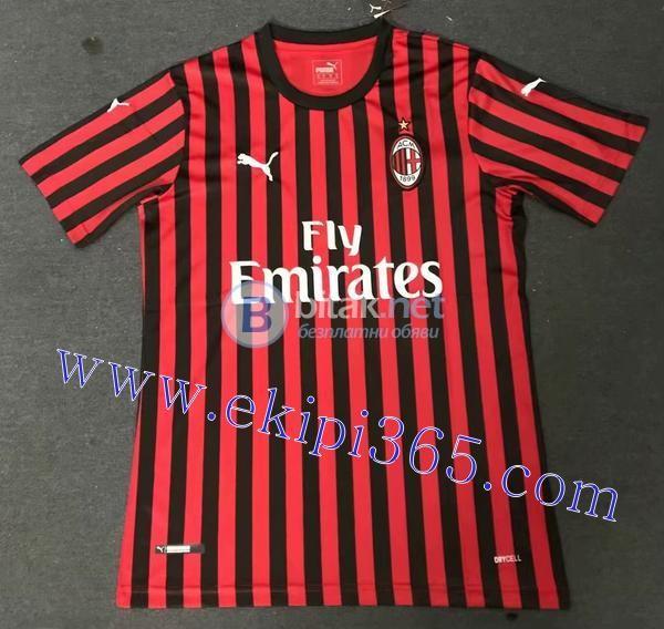! AC Milan НОВ сезон тениска 2019/20