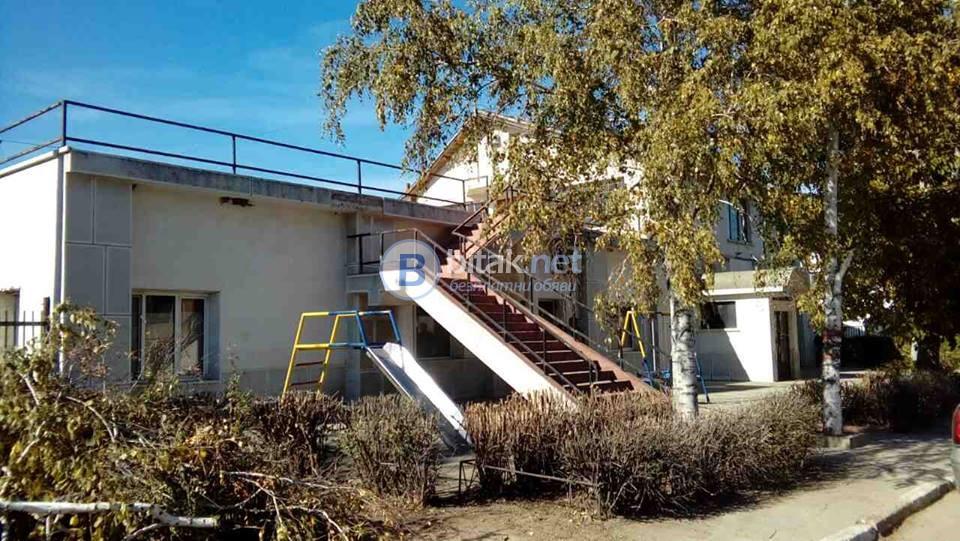 Продава се сграда на два етажа