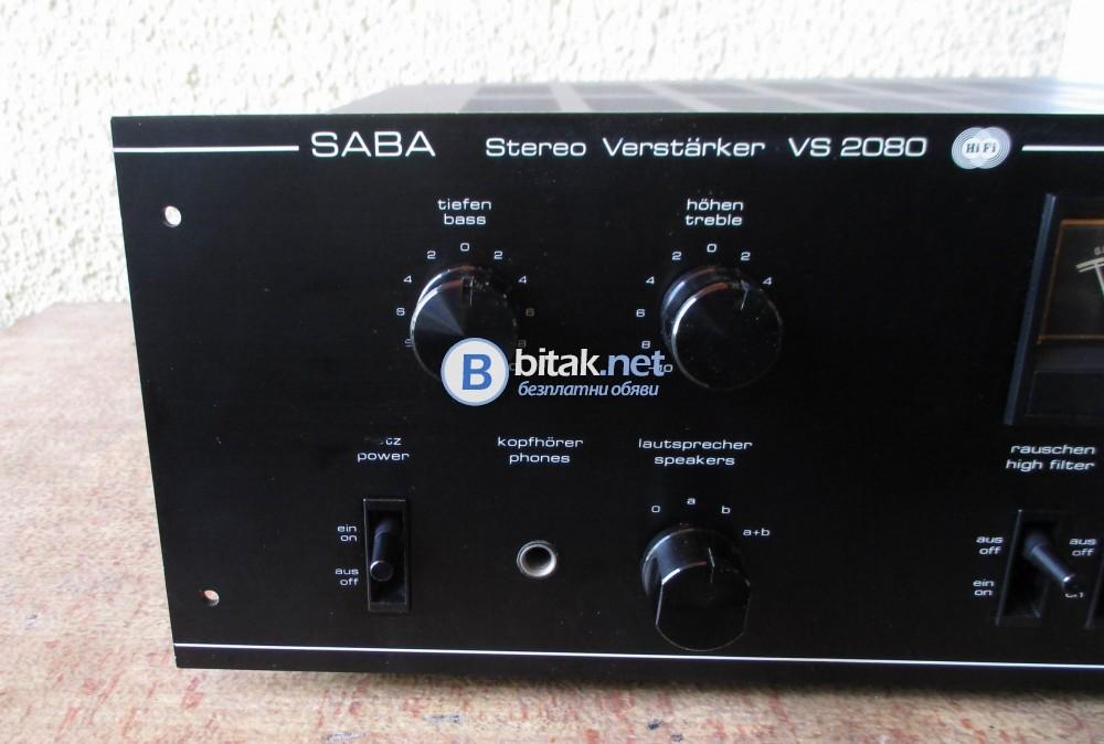 SABA VS2080 – Колекционерски красавец.