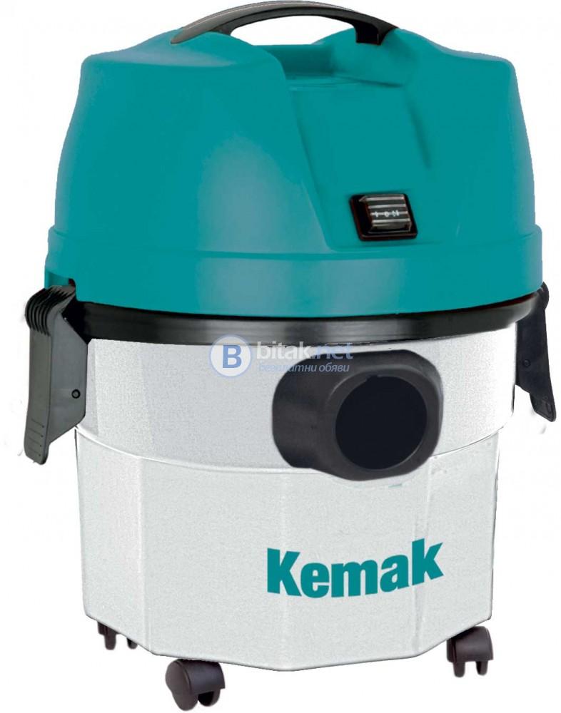 Прахосмукачка с воден филтър Kemak KV10F