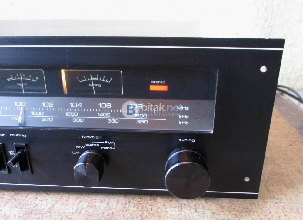 Saba ts-2000 – Качествен аналогов колекционерски тунер.