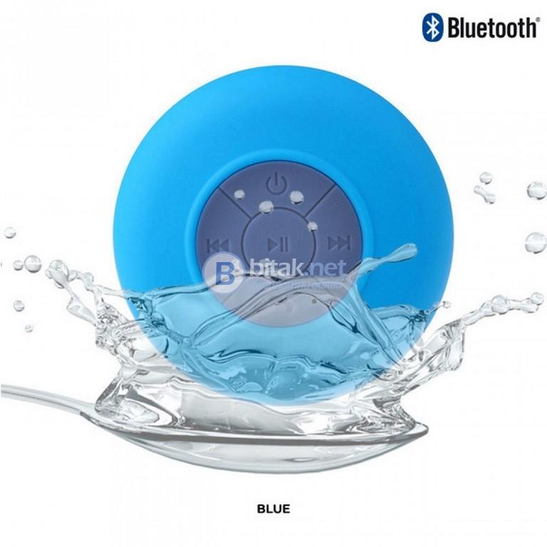 Водоустойчива блутут колонка за баня басейн плаж speaker handsfree Bluetooth тонколонка