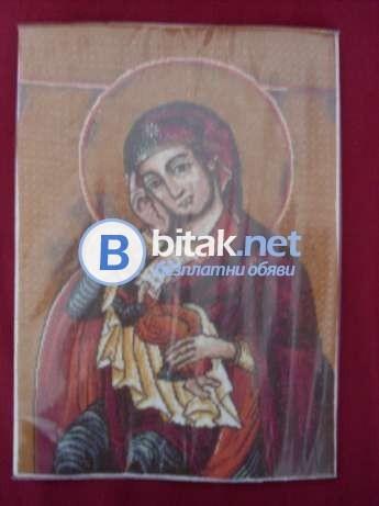 Продавам нов гоблен - Византийска Богородица