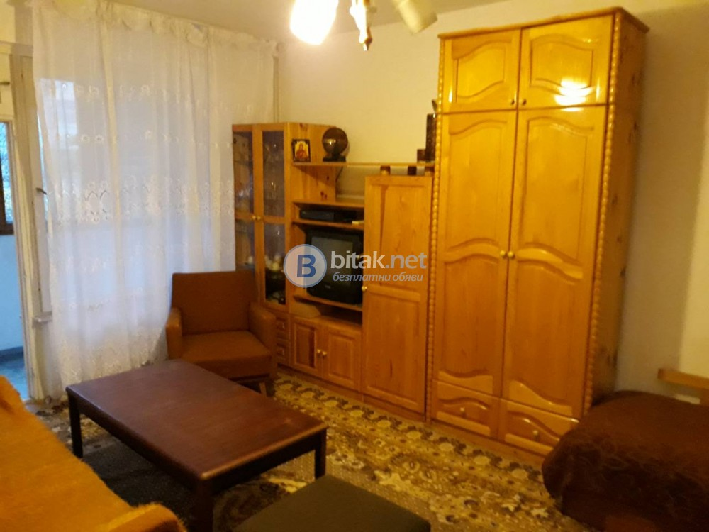 Двустаен апартамент в ж.к.Тракия