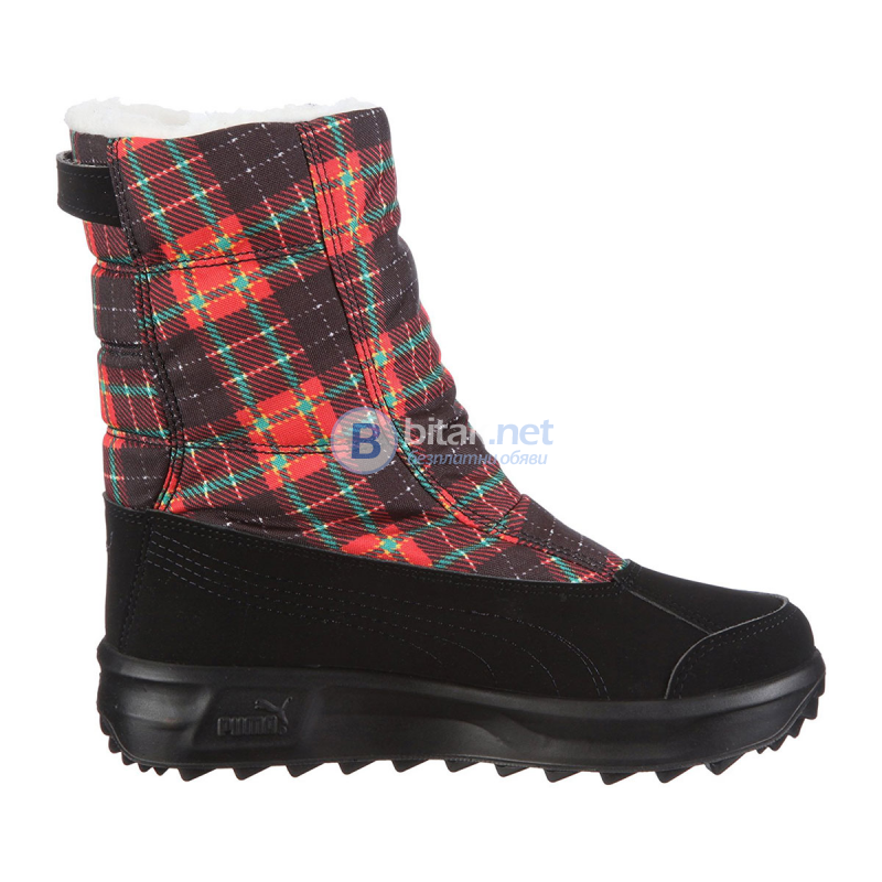 Puma Acima Gore-Tex Plaid Winter БОТУШИ