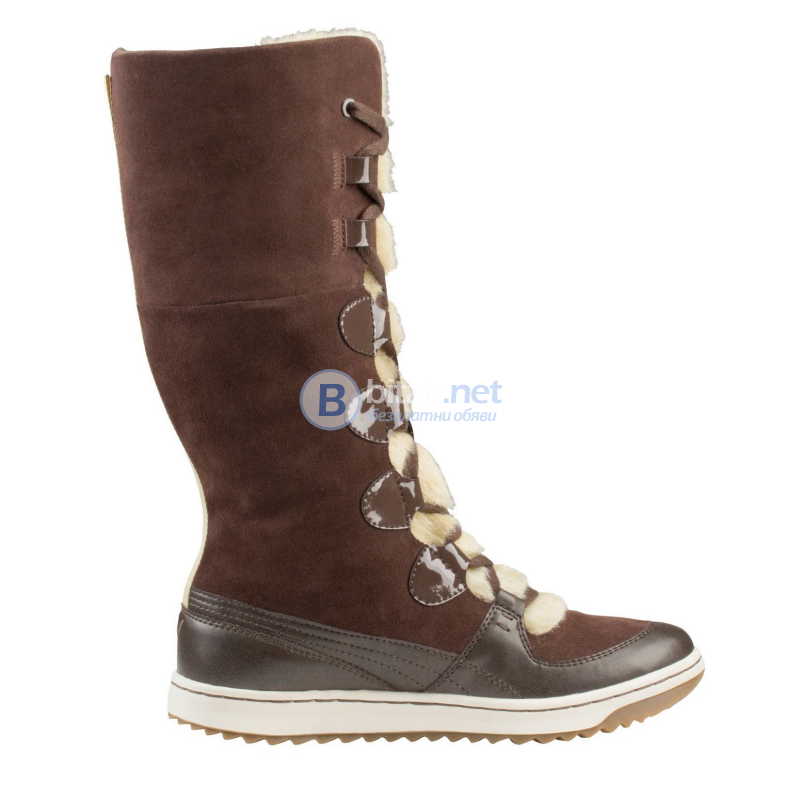 Puma Snow Alpine Boot 2 brown ДАМСКИ БОТУШИ