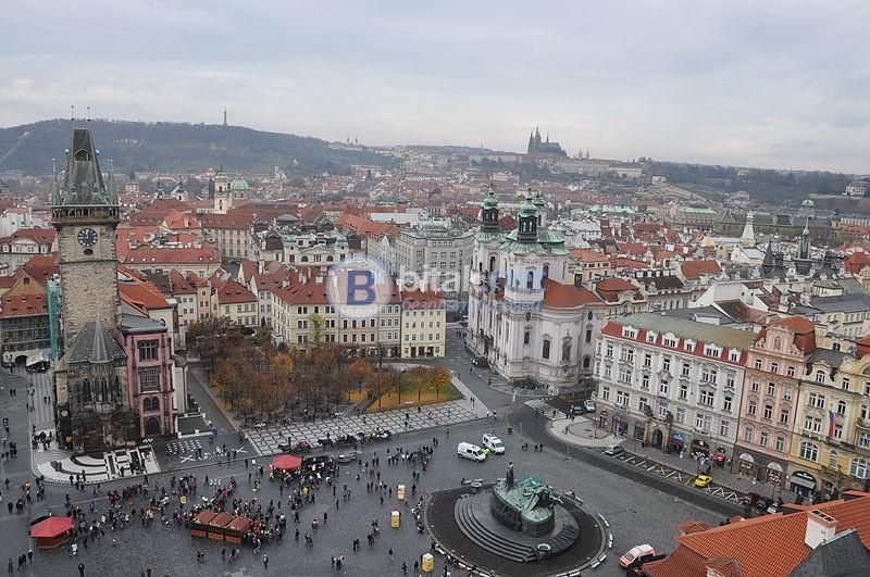 Предколедна Прага, самолет от Варна - Ранни записвания!