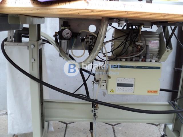 Покривна машина, триола автомат с ляв нож СИРУБА