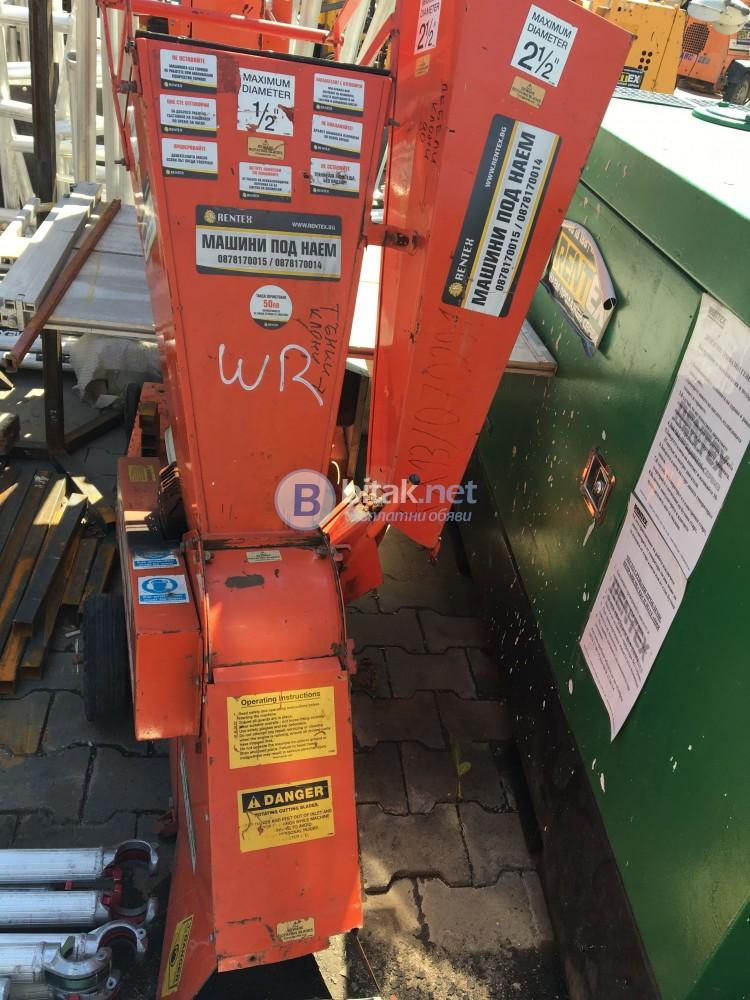 Бензинова дробилка за клони Camon 465