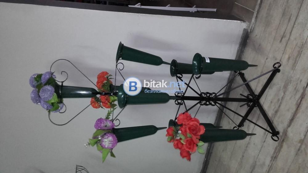 Вази за цветя