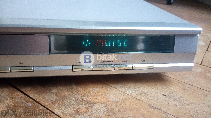 Brothers Br-5005 DVD Player