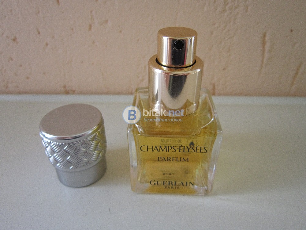 champs elysees parfum by guerlain 30ml 581123. Black Bedroom Furniture Sets. Home Design Ideas
